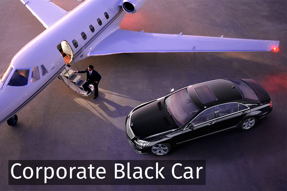 Corporate Black Car