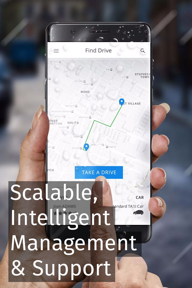 Scalable, Intelligent Fleet Management & Support